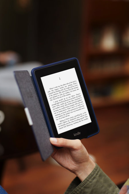 Amazon Kindle Paperwhite reader arrives to brighten your day, but UK will miss out - photo 3
