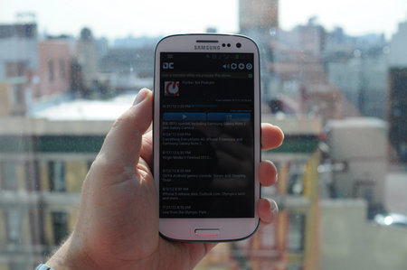 APP OF THE DAY: OneCast podcast simply review (Android)