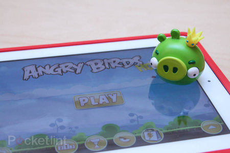 Angry Birds Magic: Mattel lets the Pigs turn on the Angry Birds with new Apptivity accessory - photo 3