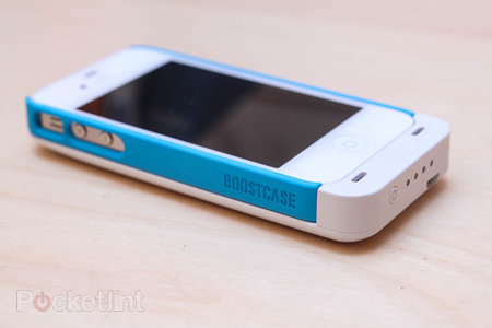 Boostcase Hybrid: The two-piece iPhone 4S battery case