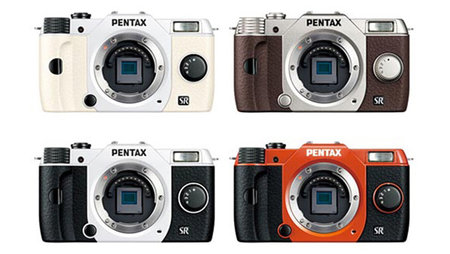 Pentax Q10 compact system camera and K-5 IIs DSLR pictures in leak-athon