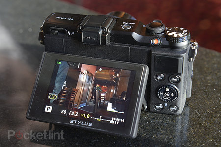 Olympus Stylus XZ-2 pictures and hands on - photo 3