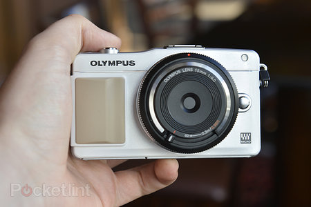 Olympus Pen E-PM2 pictures and hands-on