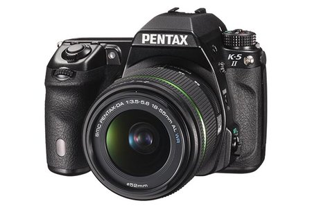 Pentax K-5 II and K-5 IIs refresh company's DSLR camera range