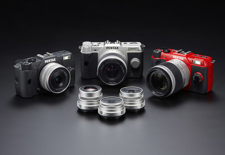 Pentax Q10 compact system camera now official