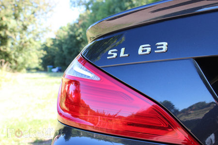 Mercedes-Benz SL63 AMG pictures and hands-on - photo 5