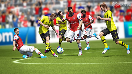 FIFA 13 Demo now available for PC - Xbox 360 and PS3 to follow today