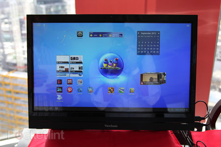 ViewSonic VSD220 Android Smart Display pictures and hands-on