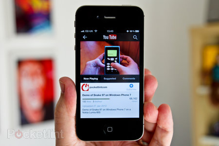 APP OF THE DAY: YouTube review (iPhone / iPod touch)