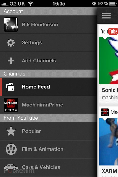 APP OF THE DAY: YouTube review (iPhone / iPod touch) - photo 4