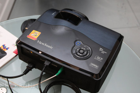 ViewSonic Pro9000 Laser Hybrid LED lampless projector pictures and hands-on - photo 5