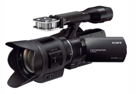 Sony NEX-VG900E full-frame Handycam announced