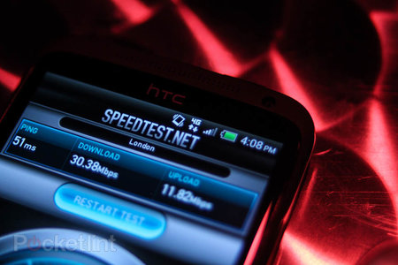 EE 4G launch speed tested, just how fast can you go?