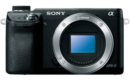 Sony NEX-6 compact system camera official - photo 1