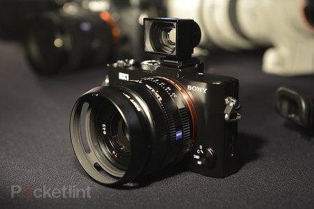 Sony Cyber-shot RX1 first pictures and eyes-on