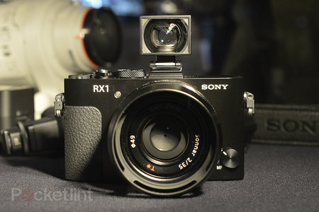 Sony Cyber-shot RX1 first pictures and eyes-on - photo 5
