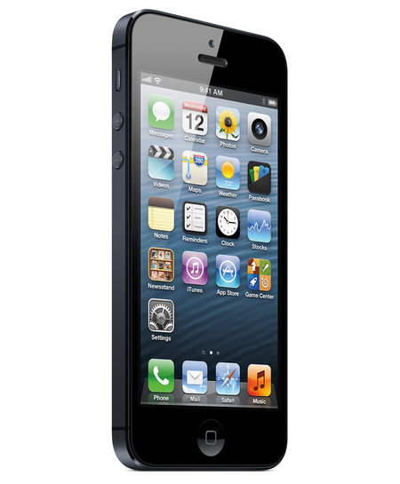 iPhone 5 officially launched at Apple press event, 16:9 4-inch screen and more - photo 12