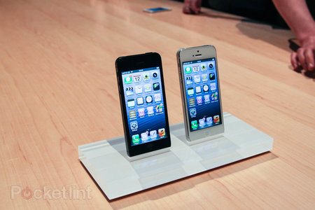 iPhone 5 pictures and hands-on