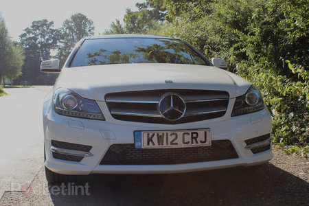 Mercedes-Benz C220 CDi BlueEfficiency AMG Sport Coupe pictures and hands-on - photo 7