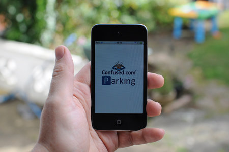APP OF THE DAY: Confused.com parking (iOS)