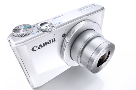 Canon PowerShot S110 adds Wi-Fi to your high-spec compact