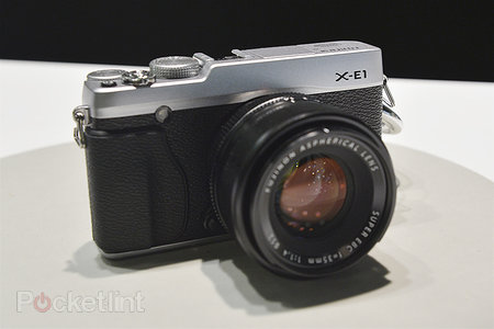 Fujifilm X-E1 pictures and hands-on