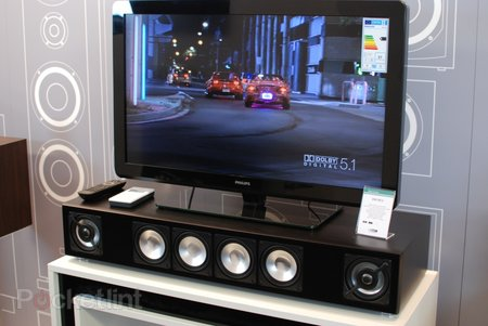 Canton DM90.2 home cinema system pictures and hands-on