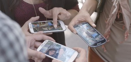 New Samsung Galaxy S III advert mocks iPhone 5 devotees (video) - photo 1
