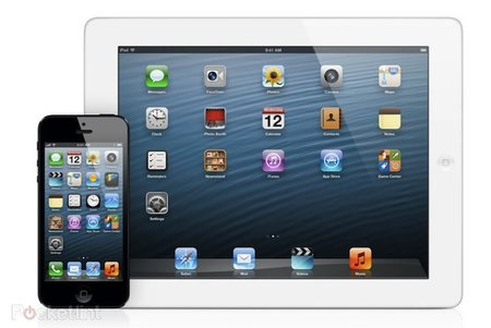 Apple apps receive iOS 6 updates with new features
