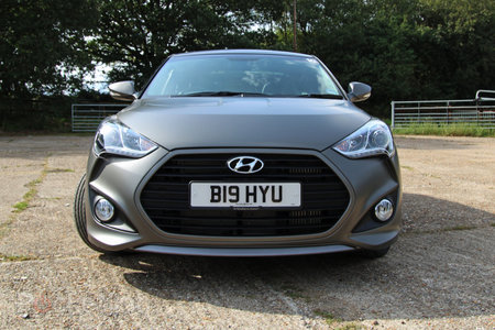 Hyundai Veloster Turbo SE pictures and hands-on - photo 3