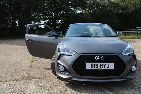 Hyundai Veloster Turbo SE pictures and hands-on - photo 7