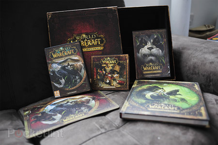 World of Warcraft Mists of Pandaria collector's edition pictures and hands-on