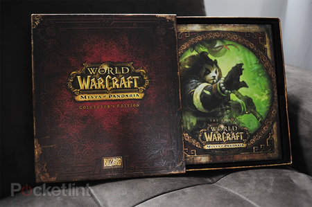 World of Warcraft Mists of Pandaria collector's edition pictures and hands-on - photo 3