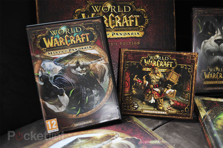 World of Warcraft Mists of Pandaria collector's edition pictures and hands-on - photo 6