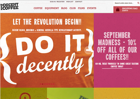 WEBSITE OF THE DAY: Make Decent Coffee