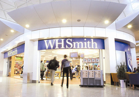 WHSmith turns its high street stores into Wi-Fi hotspots