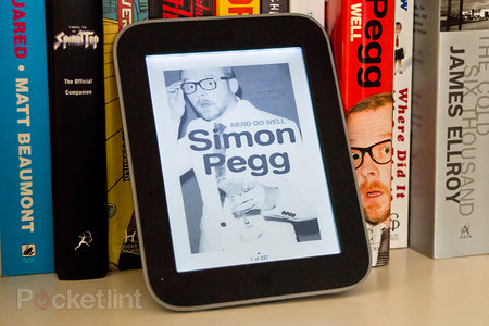 Hands-on: Barnes & Noble Nook Simple Touch with GlowLight review - photo 1