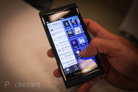 BlackBerry 10 and the Alpha Dev B pictures and hands-on