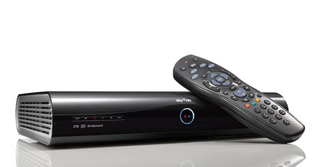 Sky introduces new 2TB Sky+HD box, to coincide with catch-up TV service launch