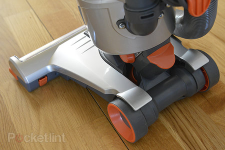 Vax Air3 multi-cyclonic upright vacuum cleaner pictures and hands-on - photo 5
