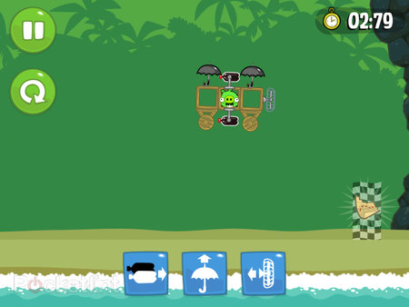 APP OF THE DAY: Bad Piggies review (iPad / iPhone / Android) - photo 17