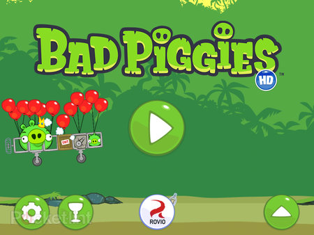 APP OF THE DAY: Bad Piggies review (iPad / iPhone / Android) - photo 2
