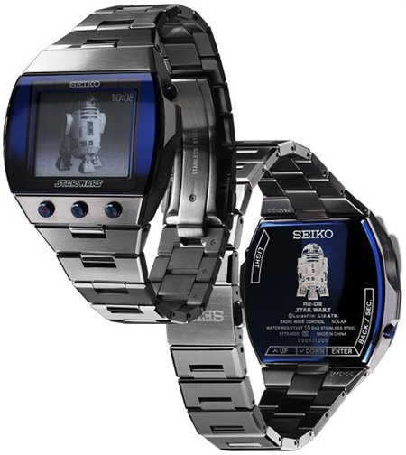 Seiko shows off Star Wars limited edition watches - photo 2