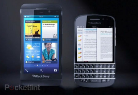 BlackBerry 10 phones leak, meet the new Qwerty BB 10 Bold - photo 1