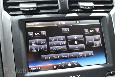 Ford Mondeo (2013) pictures and hands-on - photo 11