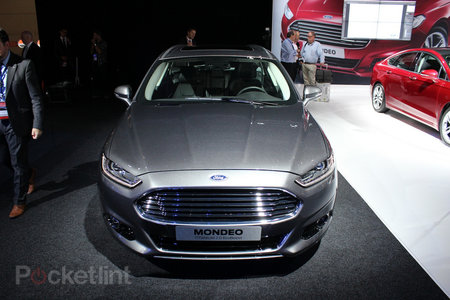 Ford Mondeo (2013) pictures and hands-on - photo 13