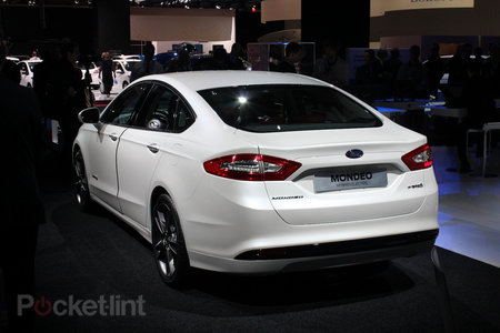 Ford Mondeo (2013) pictures and hands-on - photo 3