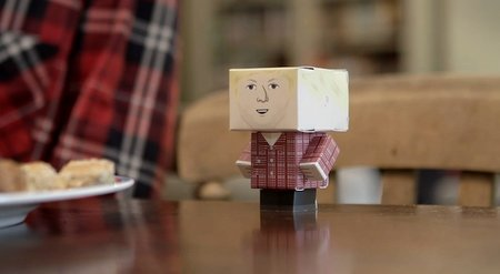 Get your very own Mini Me with Foldable.Me