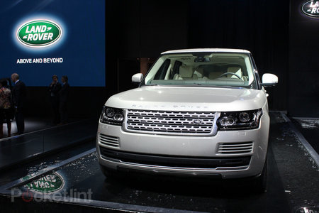 Range Rover (2013) pictures and hands-on - photo 8