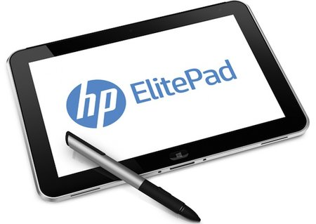 Mystery HP Windows 8 tablet revealed as the HP ElitePad 900 - photo 1